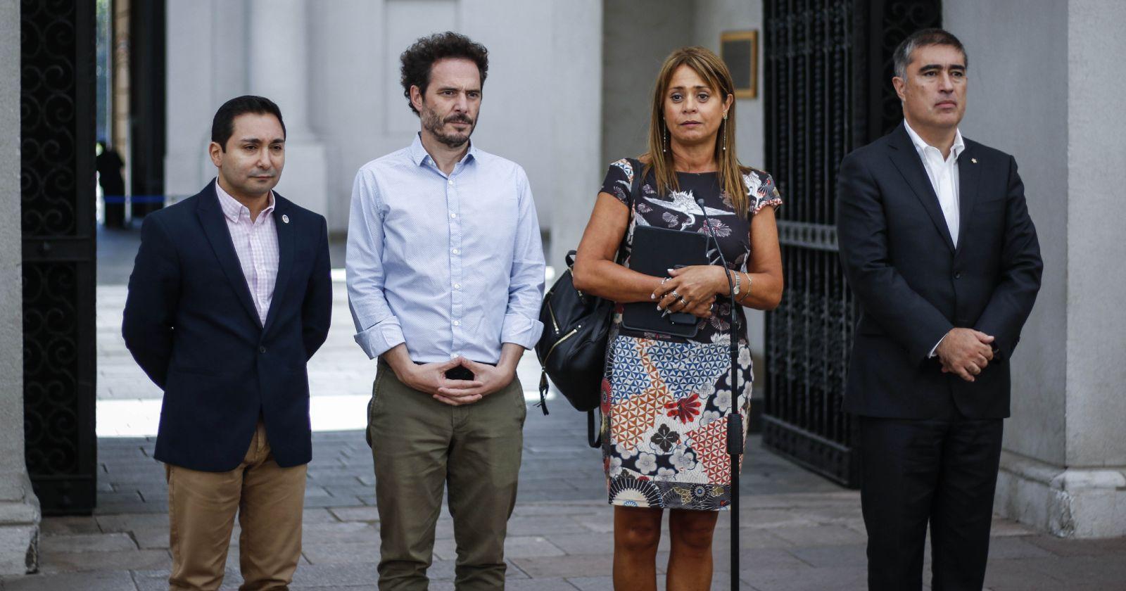Chile Vamos se enfrenta por proyecto que limita reelección parlamentaria