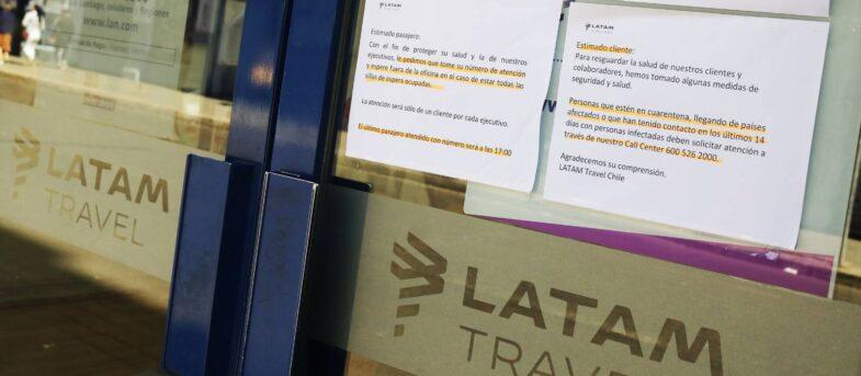 AFP mantienen inversiones más de US$364 millones en acciones de LATAM en abril