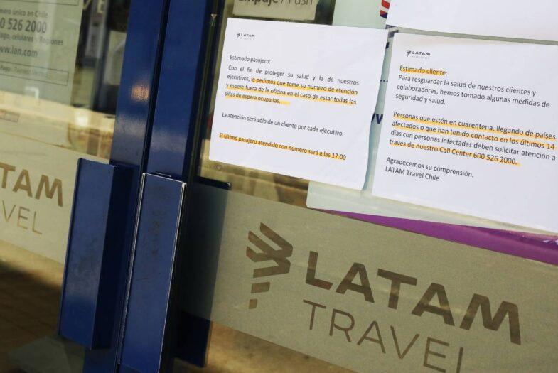 AFP invirtieron más de US$364 millones en acciones de LATAM en abril