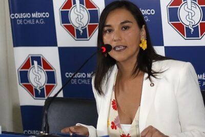 """Izkia Siches descartó una eventual candidatura presidencial: """"Solo es una cosa del contexto Covid"""""""