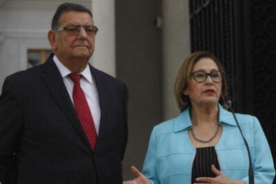 """Presidenta del Senado por viaje de Rabindranath Quinteros: """"Nadie está sobre la ley"""""""
