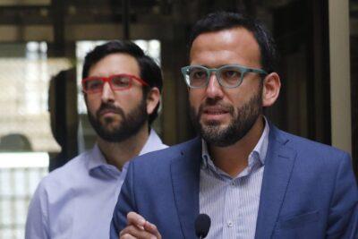 """Pablo Vidal, diputado RD: """"No solo estamos en lo legal, sino que es la forma correcta de hacer política"""""""