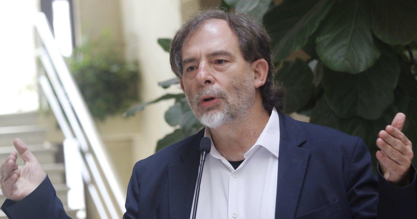 Guido Girardi ratifica decisión de no repostular al Senado