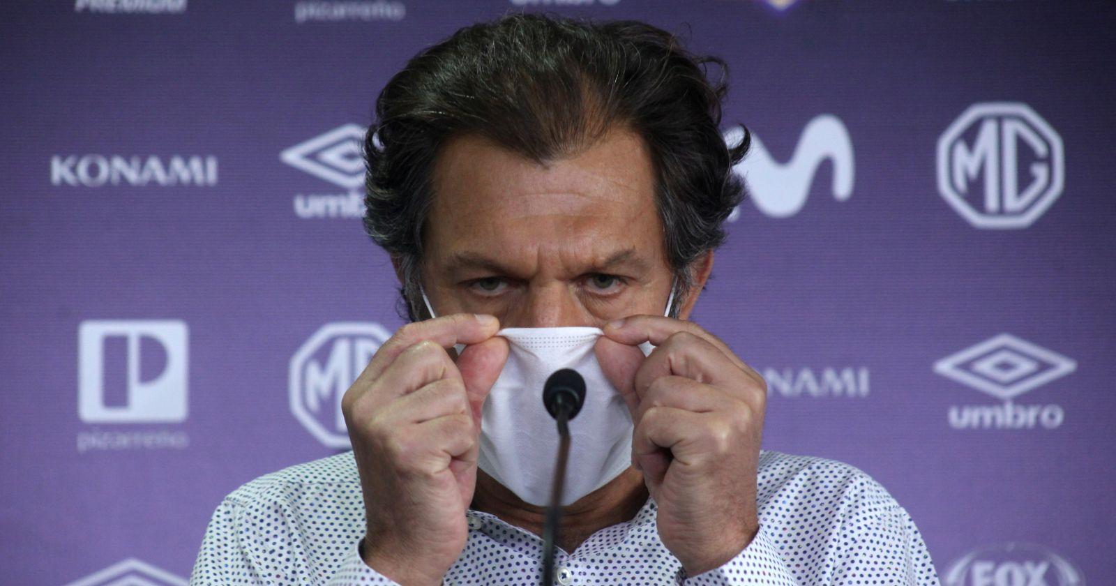"""Aníbal Mosa: """"No voy a participar en ninguna mesa de negociación"""""""