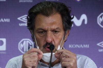 Aníbal Mosa es ratificado como presidente de Blanco y Negro