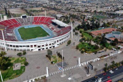 Estadio Nacional es postulado para recibir las próximas finales de la Libertadores y Sudamericana