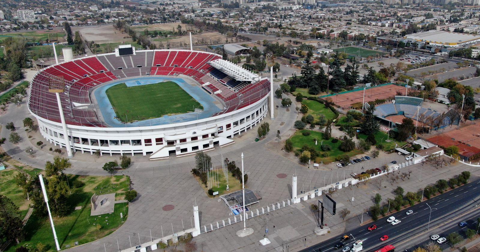 Estadio Nacional es postulado para recibir las próximas finales de la Libertadores
