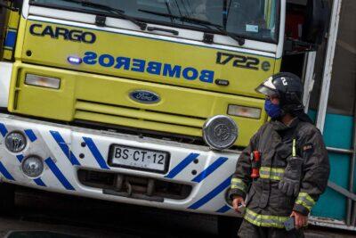 Incendio en viviendas de Antofagasta dejó cerca de 50 damnificados