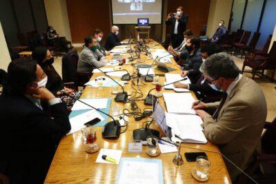 Comisión Mixta rechaza rebaja transitoria de la dieta parlamentaria