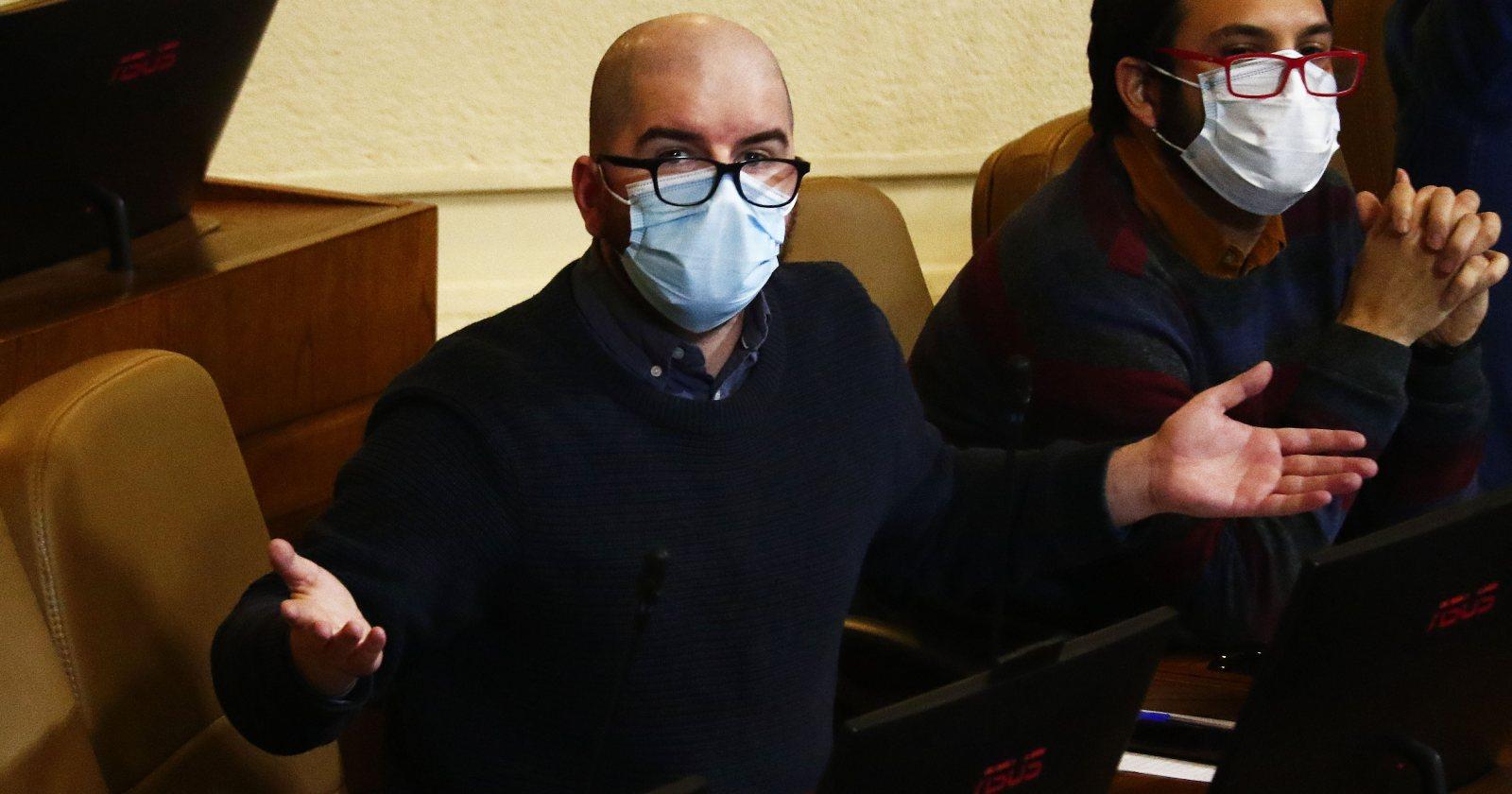 Chile Vamos llevará a Giorgio Jackson a la Comisión de Ética