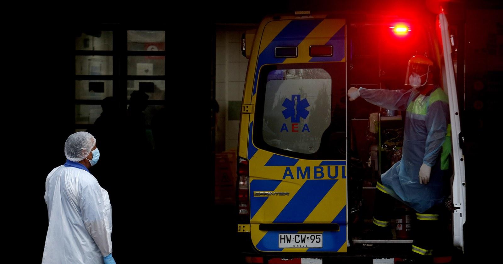 """Hospital El Pino reconoce colapso de UCI por Covid-19: """"Las 31 camas están ocupadas"""""""