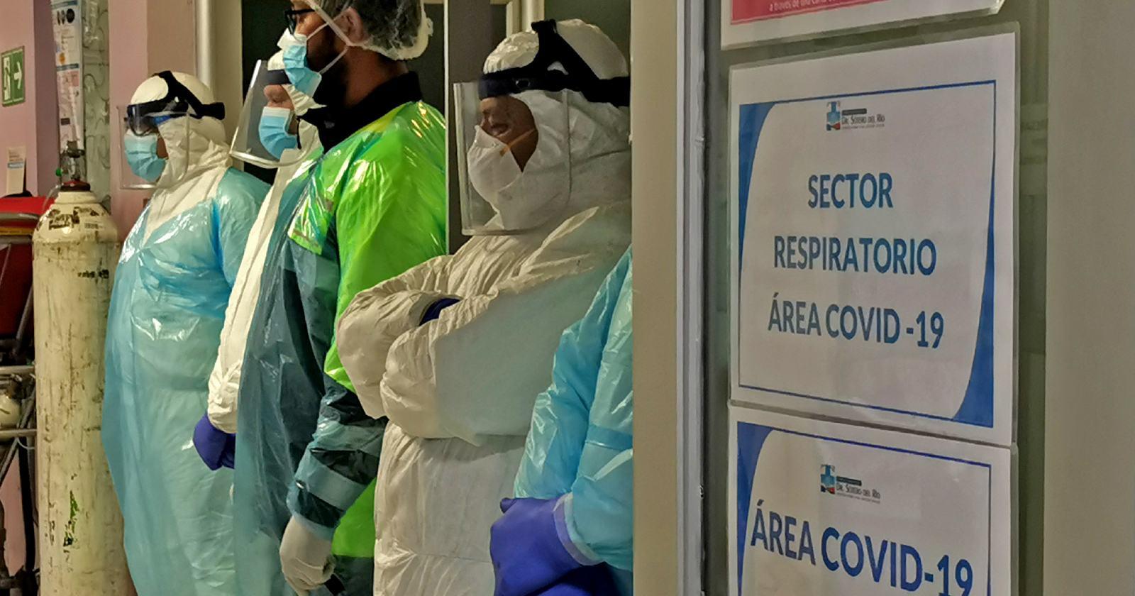 """""""Hospital de Antofagasta: entregaron cuerpo equivocado de fallecida por coronavirus"""""""