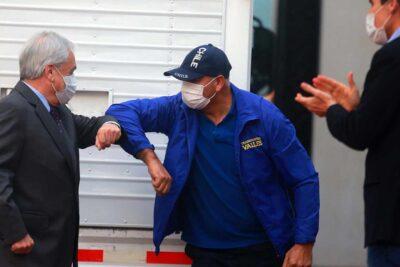 """La compleja semana del Gobierno por """"imprecisiones"""" durante entrega de cajas con alimentos"""
