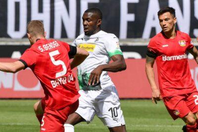 Bayer Leverkusen de Charles Aránguiz escaló al tercer lugar de la Bundesliga