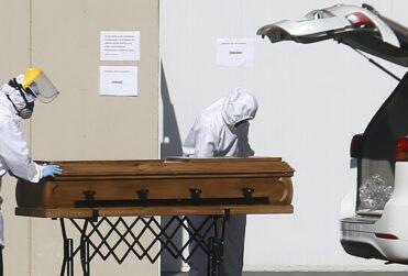 COVID-19: estudio proyecta que Chile tendrá cerca de 12 mil muertes en agosto