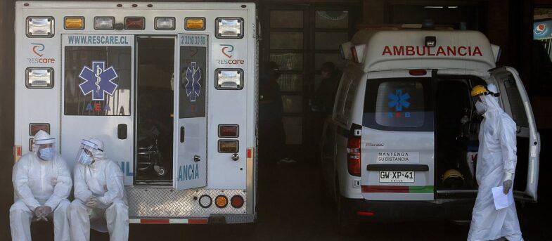 Confirman muerte de tercer trabajador de la salud por COVID-19