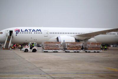 LATAM informó pérdidas por US$ 2.120 millones en el primer trimestre