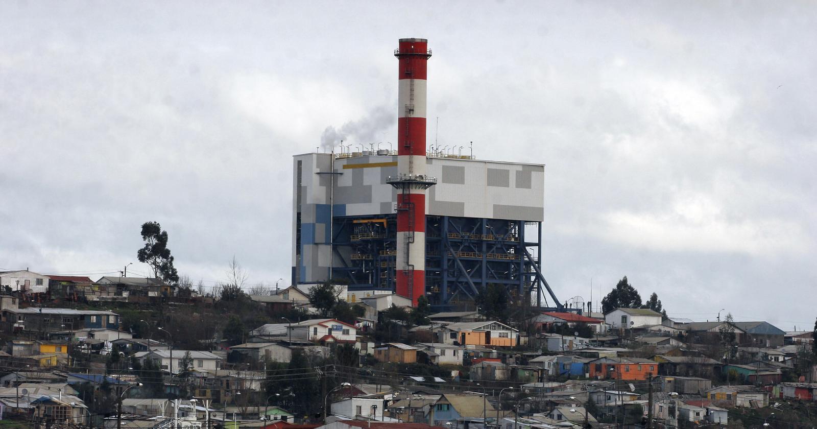 Enel solicita adelantar el cierre de Bocamina I y II para 2020 y 2022