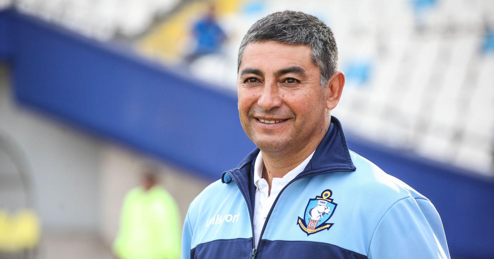 """""""Murió el ex futbolista y seleccionado nacional Sergio Marchant"""""""