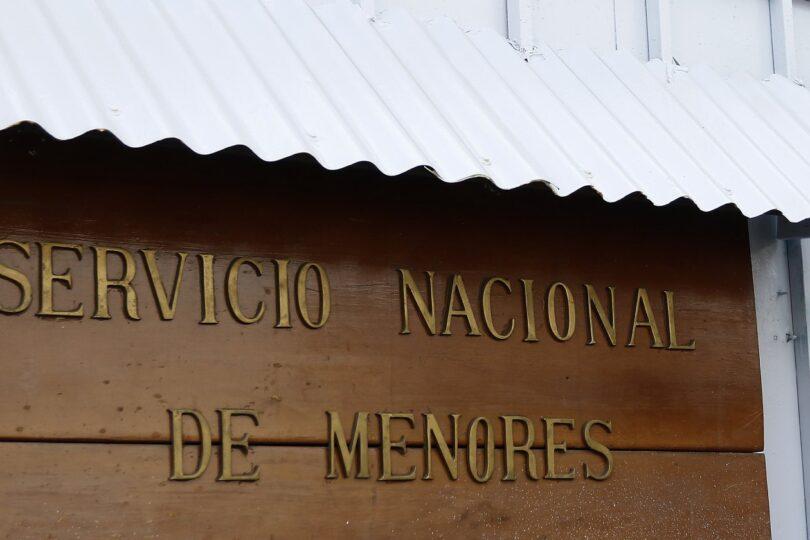 Hallan túnel en residencia del Sename en Valdivia: estaba oculto con hojas