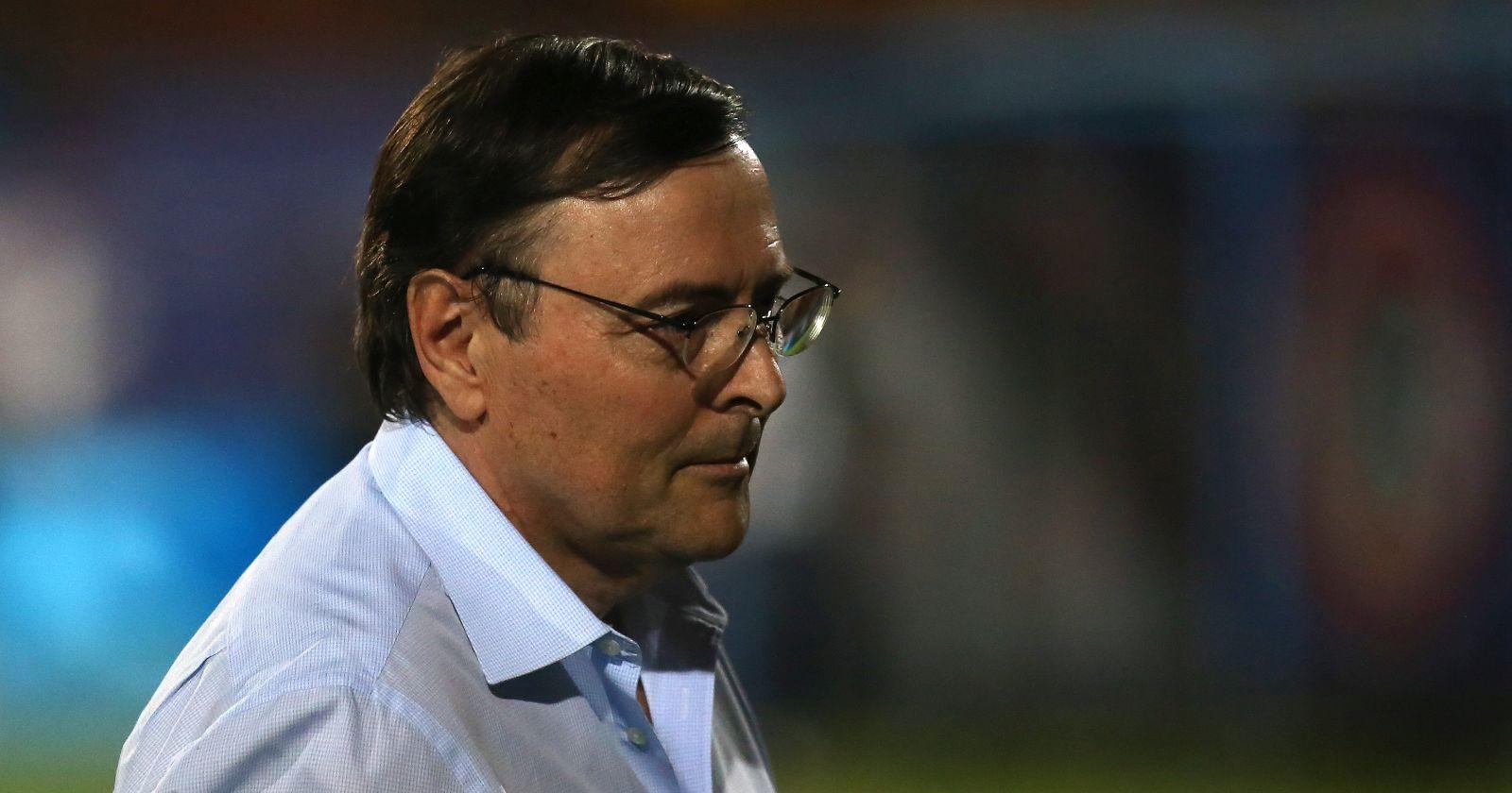 """Segovia: """"Moreno le regaló a la U el poder ir a Copa Libertadores y la salvó del descenso"""""""