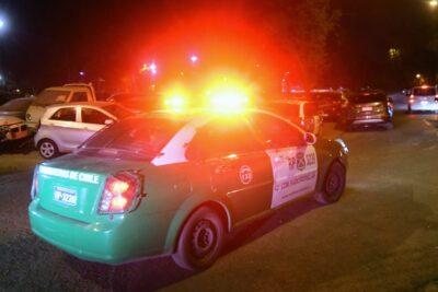 """Detienen a 3 sujetos que cometieron """"tour delictual"""" por comunas de la capital"""