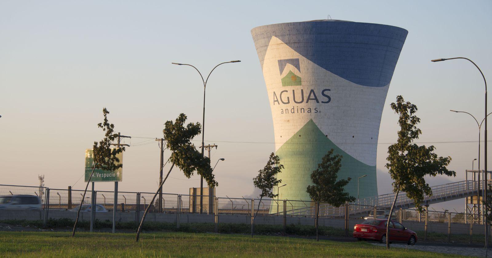 """""""Aguas Andinas mantiene ritmo de inversiones pese al impacto del covid-19"""""""