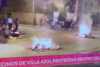 Canal argentino se disculpa por mostrar imágenes de Chile como protestas en Argentina