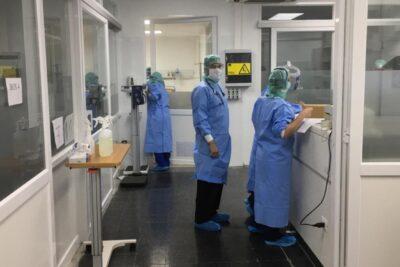 """""""Codo a codo"""": la iniciativa que va en ayuda de los recintos hospitalarios en medio de la pandemia"""