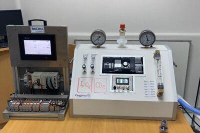 Proyecto de la Usach busca reconvertir equipos para apnea del sueño en ventiladores mecánicos