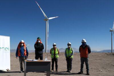 Comienza la construcción de un nuevo proyecto fotovoltaico en la Región de Antofagasta