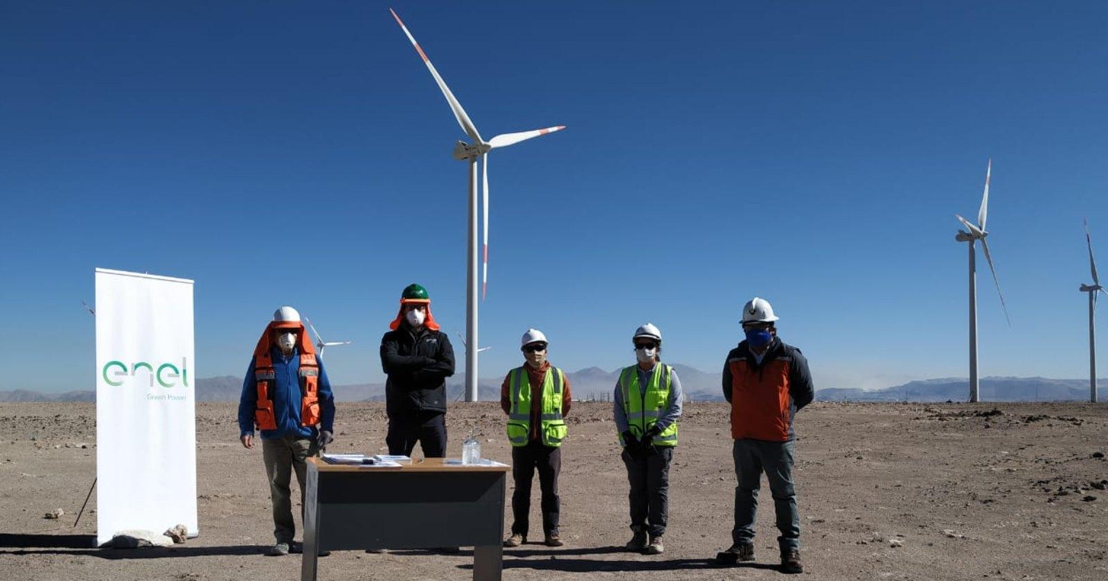"""""""Comienza la construcción de un nuevo proyecto fotovoltaico en la Región de Antofagasta"""""""