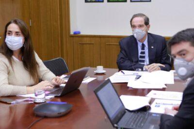 Comisión Coordinadora del Sistema de Justicia Penal estudia soluciones a nudos críticos por la pandemia