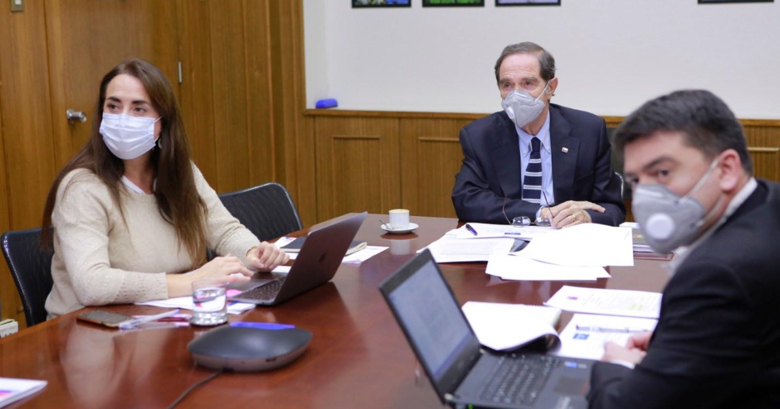 """""""Comisión Coordinadora del Sistema de Justicia Penal estudia soluciones a nudos críticos por la pandemia"""""""