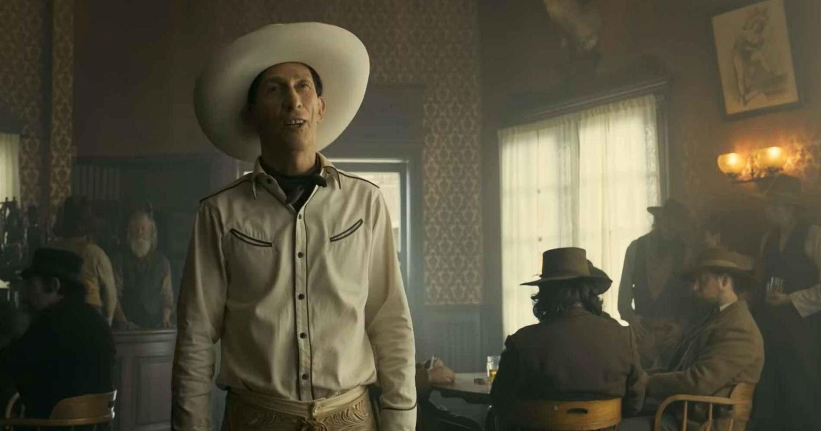 """""""La balada de Buster Scruggs: seis cortometrajes del Viejo Oeste en una sola película"""""""