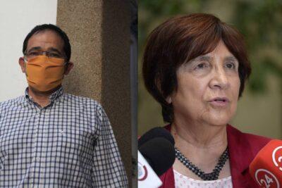 Carmen Hertz cuestiona a director del INDH por análisis de la contingencia social