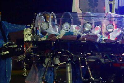 FACh trasladará 3 pacientes con COVID-19 a la Región del Biobío
