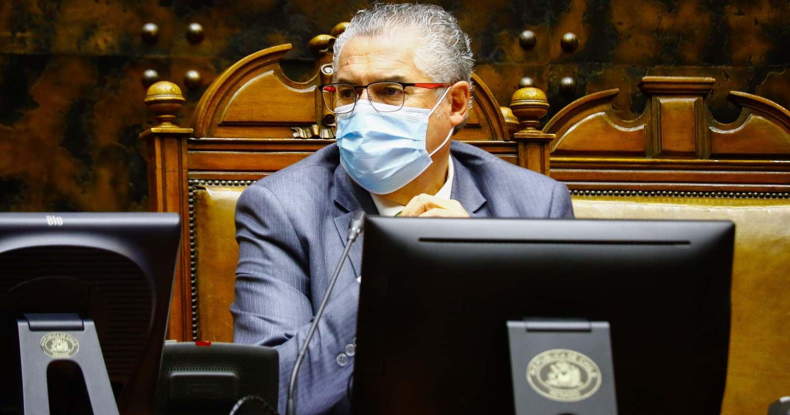 """""""Senador Jorge Pizarro es el segundo parlamentario contagiado por coronavirus"""""""