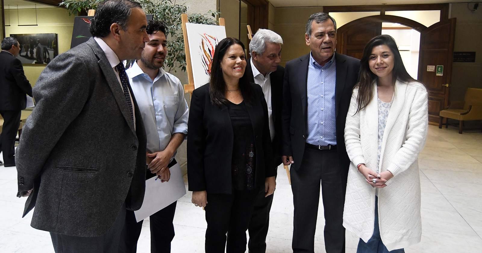 """""""Bancada de diputados PS informó que iniciará una cuarentena preventiva"""""""
