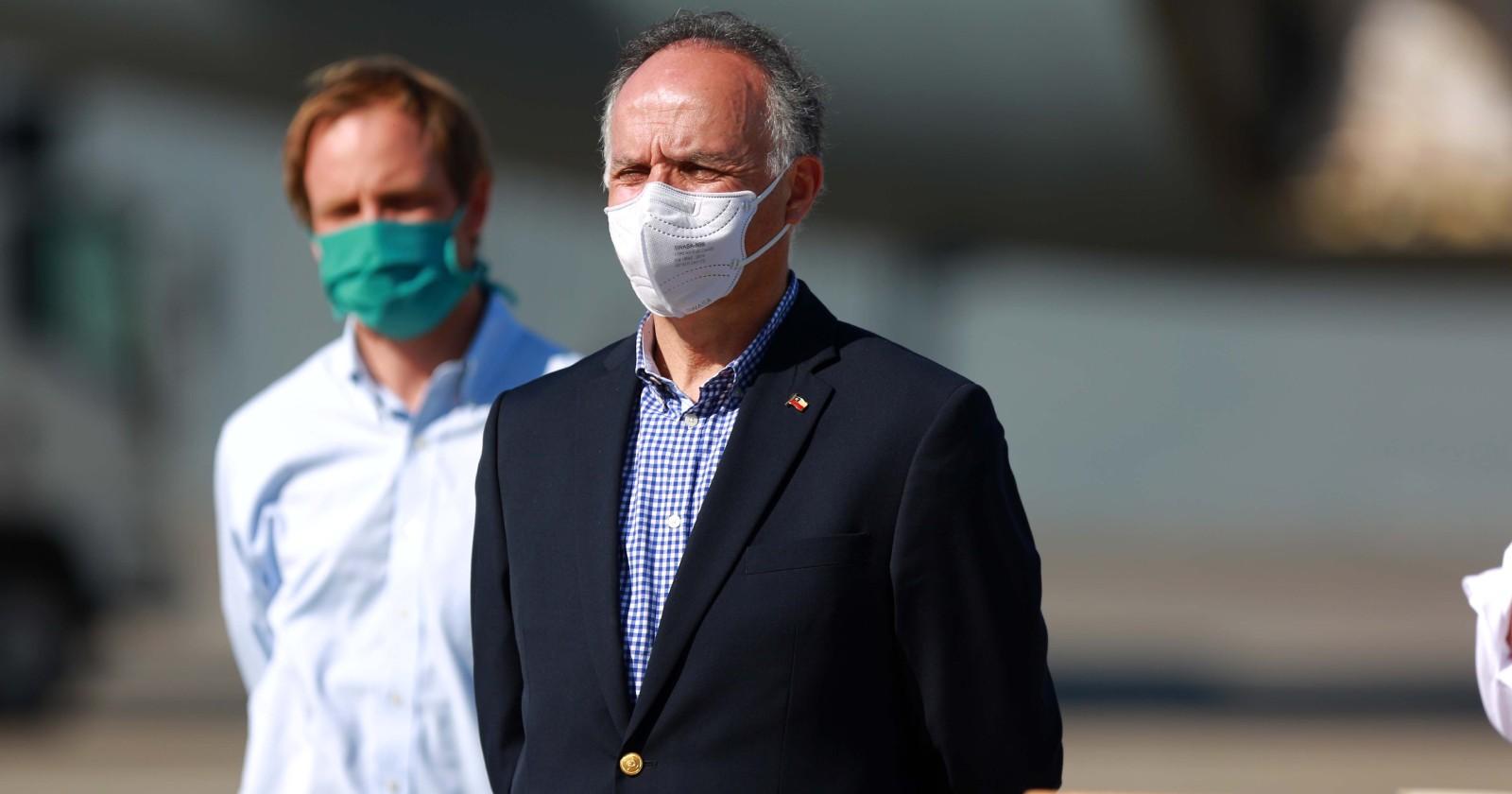 """""""Gobierno recibe donación de insumos médicos y ventiladores mecánicos desde China"""""""