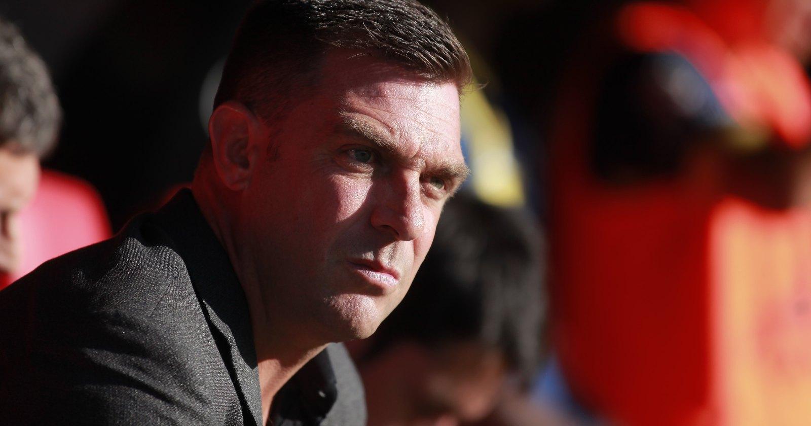 Pablo Guede ya no será el entrenador del Morelia de México