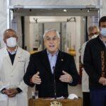 """Piñera y aumento de contagios por coronavirus: """"Más que buscar culpables, busco soluciones"""""""