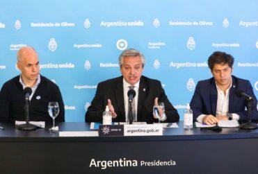 """El día que Alberto Fernández """"mató"""" 17 mil chilenos"""