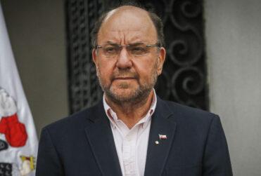 Alfredo Moreno se convirtió en el primer ministro en dar positivo por COVID-19