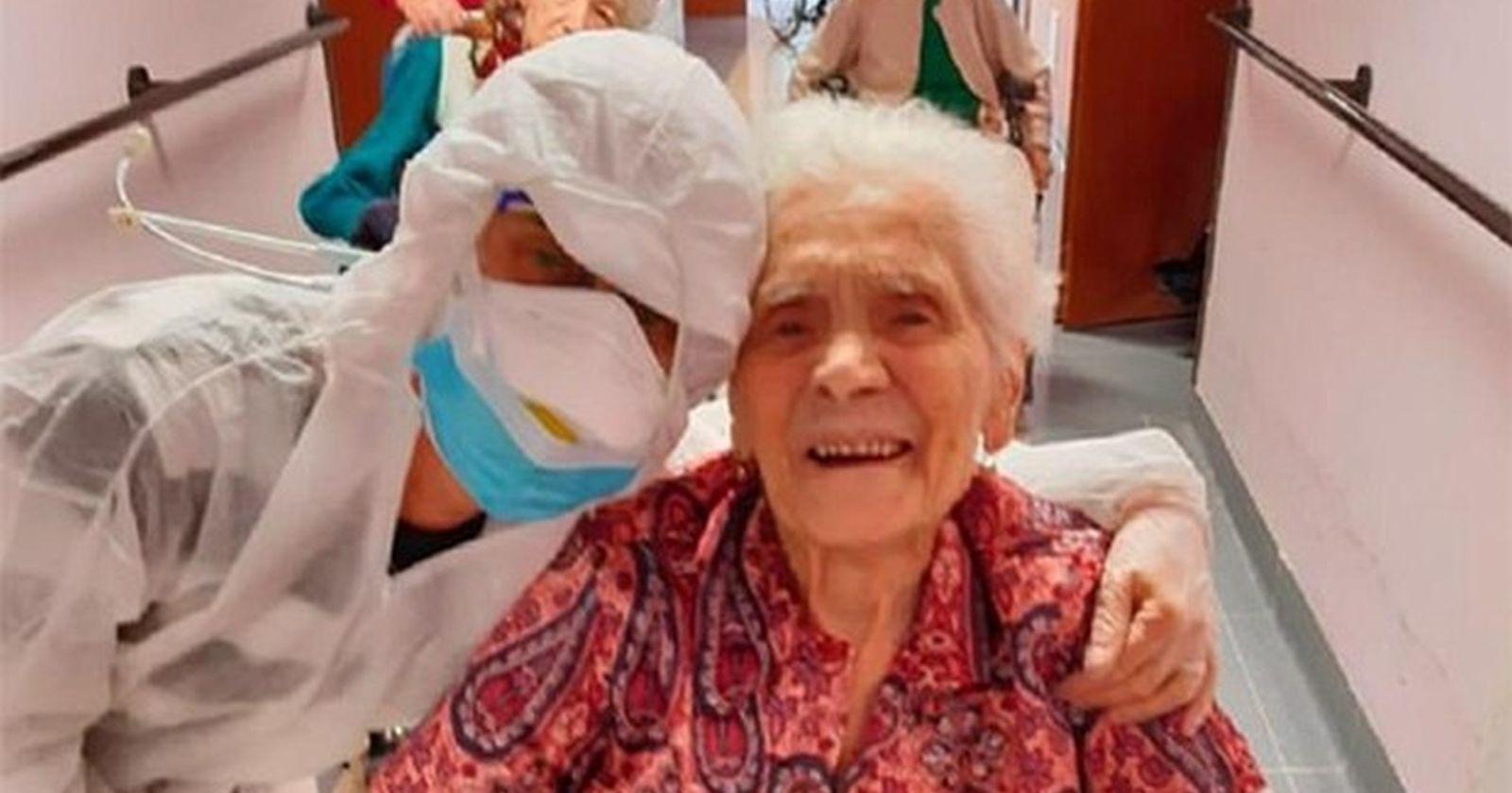 Cinco casos sorprendentes de ancianos que superaron el coronavirus