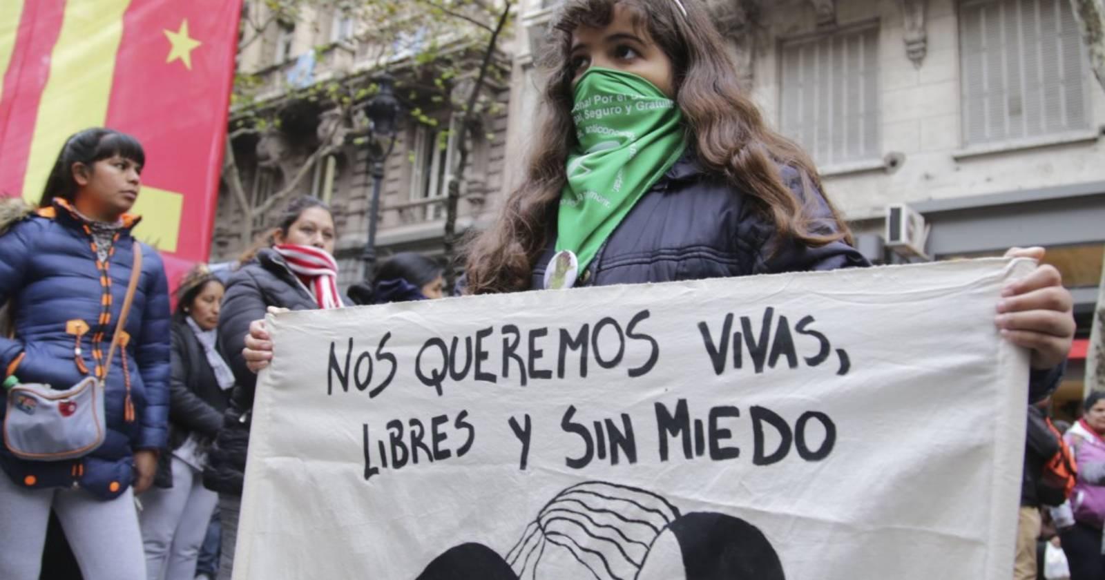 42 femicidios durante cuarentena en Argentina: dos mujeres fueron asesinadas en 24 horas