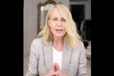 Cecilia Bolocco protagonizó video del Minsal para agradecer a funcionarios de la salud