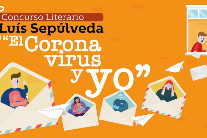 """""""El coronavirus y yo"""": Gobierno se disculpa por concurso literario en homenaje a Luis Sepúlveda"""