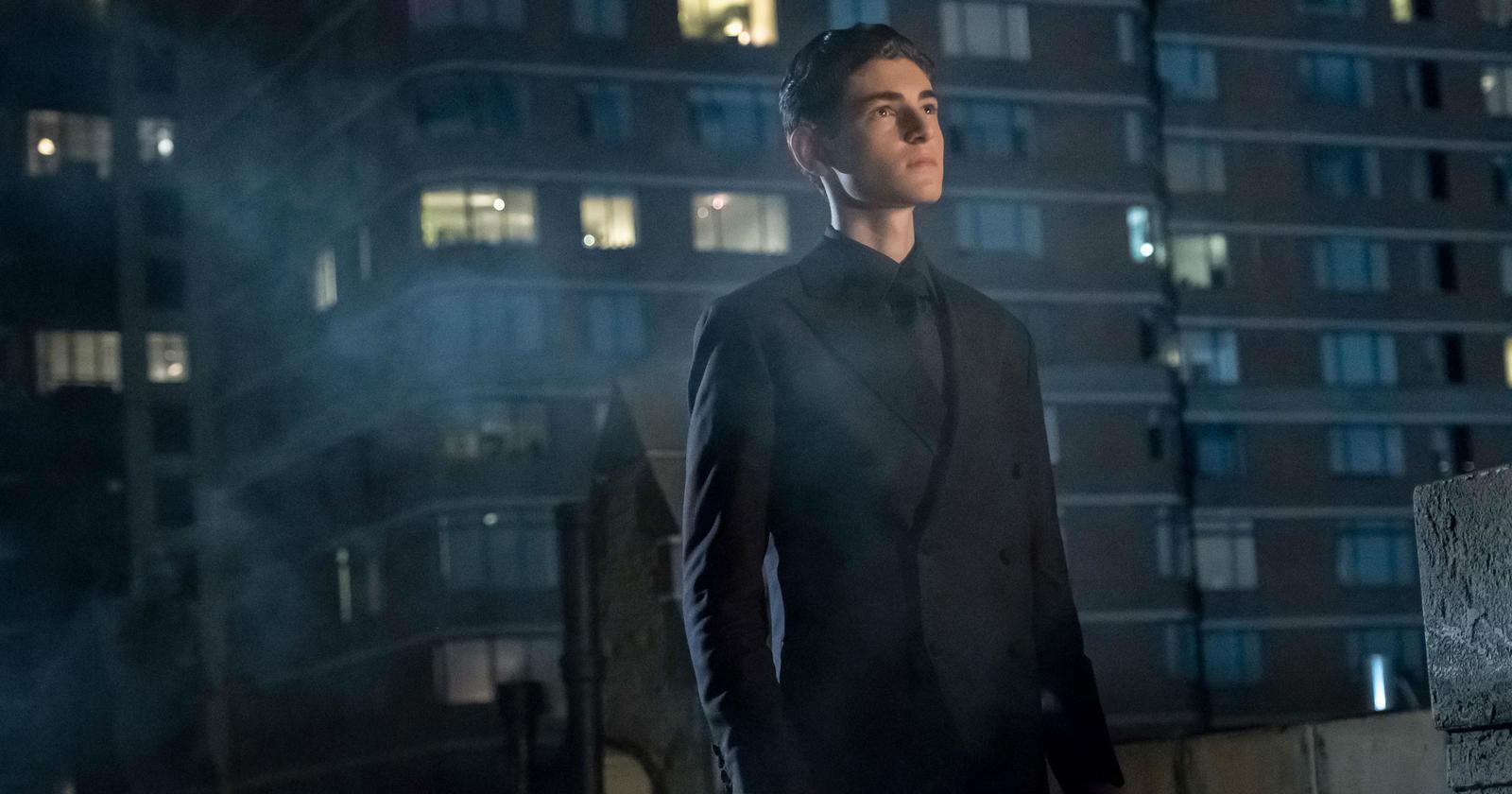 El comentado final de Gotham ya lo puedes ver en Netflix