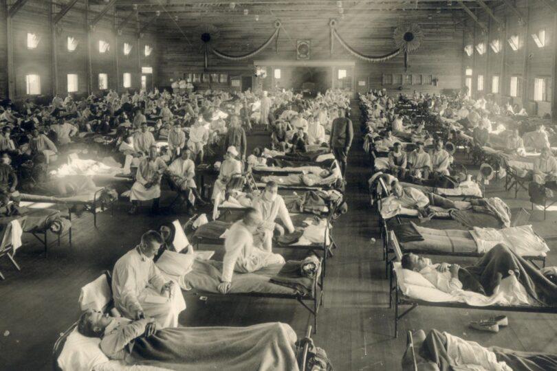 Desde la gripe española al MERS: la historia del uso de plasma para enfrentar las pandemias